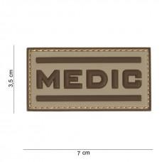 Nášivka MEDIC Coytoe (velcro)