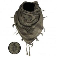 Šátek bojový Shamag - s granáty