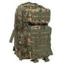 Batoh US Assault Pack DIGITAL WOODLAND (malý)