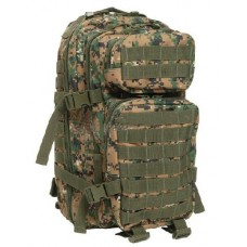Batoh US Assault Pack DIGITAL WOODLAND (malý)