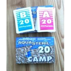 AQUASTERIL CAMP Dezin.vody přípr.5x20l