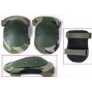 Chrániče kolen bojové - maskovací