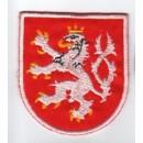 Nášivka Český lev - oblý
