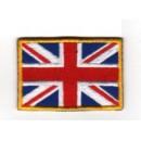 Nášivka vlajka Velká Británie