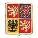 Nášivka - Znak ČR velký barevný celoprošitý