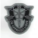 Nášivka DE OPPRESSO LIBER (Special Forces)