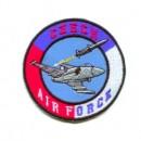 Nášivka Czech Air Force Gripen