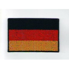 Nášivka Vlajka Německo