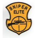 Nášivka Sniper Elite (žlutá)