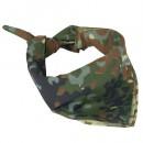Šátek vojenský BANDANA Flecktarn, 53 x 53 cm