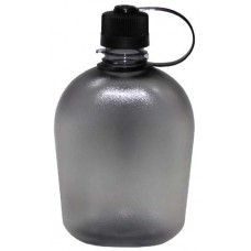 US polní láhev Generace II. transparentní - BLACK