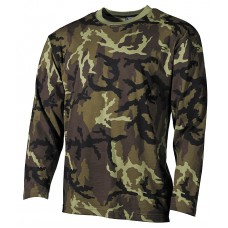 Triko/tričko maskovací vz.95 - dlouhý rukáv