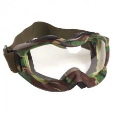 Brýle taktické ATTACK - CAMO