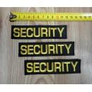 Nášivka SECURITY