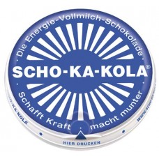Čokoláda energetická Scho-ka-kola mléčná