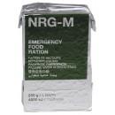 NRG-M Trvanlivá potravinová dávka pro nouzové situace