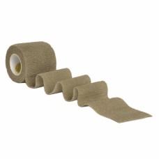 Maskovací páska látková Oliv (vícenásobně použitelná)