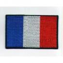 Nášivka Vlajka Francie