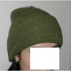 Vojenská čepice Watch Cap zelená