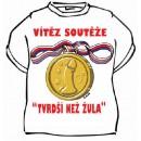 Tričko Vítěz soutěže