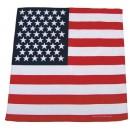 Šátek vojenský BANDANA USA, 53 x 53 cm
