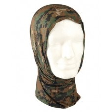 Multifunkční šátek/šála HEADGEAR - DIGITAL Woodland