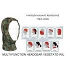 Multifunkční šátek/šála HEADGEAR - Woodland