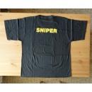 SNIPER - rozpoznávací tričko