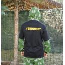 Triko TERRORIST černé