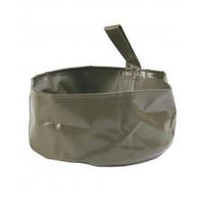 Vojenská miska na umývání - skládací OLIV